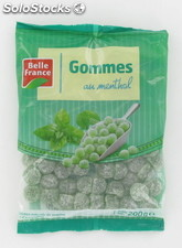 S200G gomme menthol bf