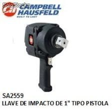 "Sa2559 Llave de impacto 1"" industrial (Disponible solo para Colombia)"