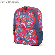 Sac à dos 32305 estampillée mark skpa t bleu Marrin