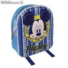 Sac à dos Eva 3D Mickey Mouse Surf Champ