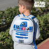 Sac à dos scolaire 3D Stars Wars R2D2 - Photo 1