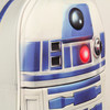 Sac à dos scolaire 3D Stars Wars R2D2 - Photo 2
