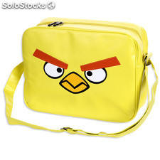 Sac à main cartable Angry Birds A4 Yellow
