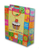 Sac cadeaux happy birthday - decor gateau