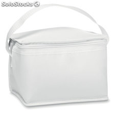 Sac isotherme 6 cannettes MO8438-06, blanc
