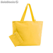 Sac Plage Purse Yellow S/T