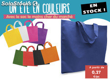 Sac shopping non tissé