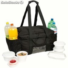 Sac transport - catering 35,5x33x53,3 cm noir