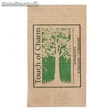"Sachet dentifrice - kraft ""feel green"" 2 g marron kraft"