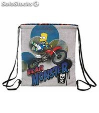 Saco grande the simpsons motocross safta 611505196