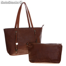 Saco Mulher T 1000 Brown