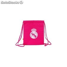 Saco Real Madrid Grande 35x40cm.