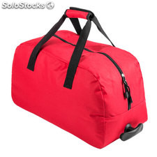 Saco trolley. Red