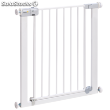 Safety 1st Puerta de seguridad Auto-Close 73 cm metal blanco 24484310
