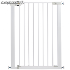 Safety 1st Puerta protectora Easy Close Extra Tall 91 cm acero 24244316