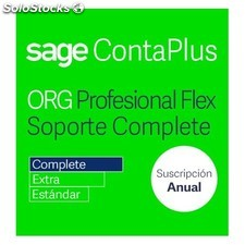 Sage Software - ContaPlusOrg Profesional Flex