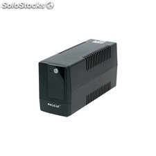 Sai 800VA phasak interactivo 2XSCHUKO led ph 9481