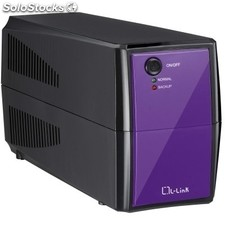 Sai l-link off line de 550VA Color Morado