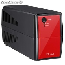 Sai l-link off line de 550VA Color Rojo