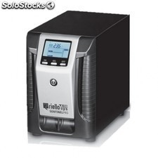 SAI riello sentinel pro 2200 - on-line doble conversion - 2200va - 1760w -