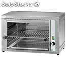 Salamander - mod. rs 40 - single phase - power 2,2 kw - grill dimensions cm.