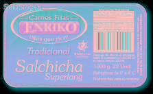 Salchicha super long