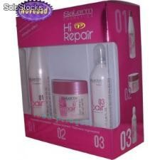 Salerm hi repair pack botox plus effect