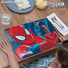 Salvamanteles Spiderman