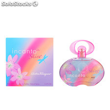 Salvatore Ferragamo INCANTO SHINE edt vaporizador 100 ml
