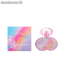 Salvatore Ferragamo INCANTO SHINE edt vaporizador 50 ml