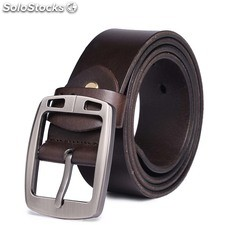 SAMMONS the Caribbean series men's belt high-quality cowhide leather