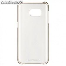 """Samsung - Clear Cover 5.1"""""""" Cover case Oro"""