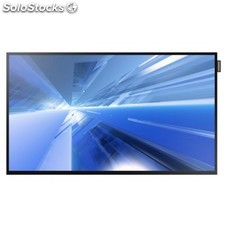 "Samsung - DB32E Digital signage flat panel 32"""" LED Full HD Negro"