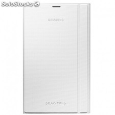 "Samsung - EF-BT700BWEGWW 8.4"""" Funda Color blanco funda para tablet"