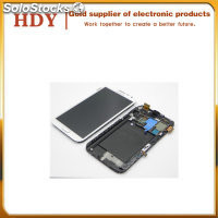 Samsung Galaxy Note 2 N7105 i317 T889 LCD Digitalizador + pantalla Tactil