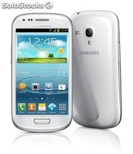 Samsung Galaxy S III mini i8190 8GB Ceramic White libre