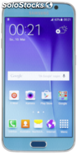 Samsung Galaxy S6 64GB azul-topacio