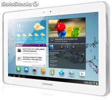 Samsung Galaxy Tab 2 10.1 16GB 3G Blanco
