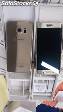 Samsung S6 edge gold 32GB - tested and working