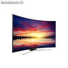 "Samsung - tv 49"""" uhd 4K Curvo Smart tv Serie KU6100 con hdr"