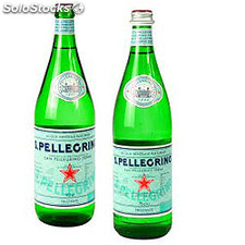 San Pellegrino Water and Soft Drinks in different formats