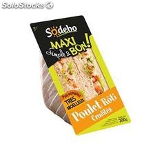 Sand.maxi.poulet rot.sode