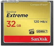 Sandisk Compact Flash Extreme cf 32GB PMR03-29256