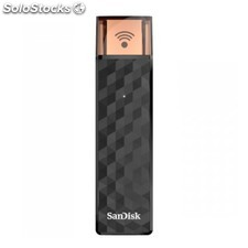 Sandisk - Connect, 64GB 64GB USB 2.0 Capacity Negro unidad flash USB