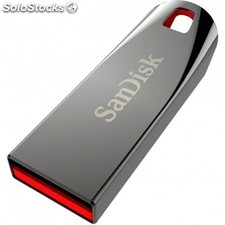 Sandisk - Cruzer Force 64GB USB 2.0 Metálico unidad flash USB