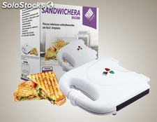 Sandwichera Blanco