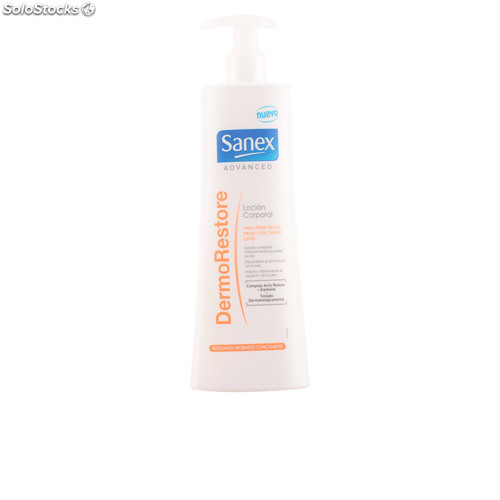 Sanex advanced dermorestore loción corporal 400 ml