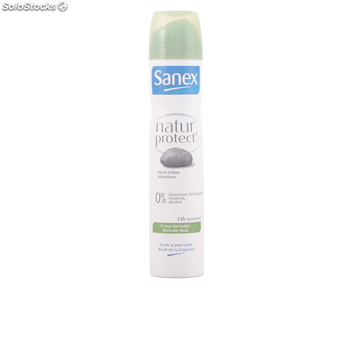 Sanex NATUR PROTECT 0% piel normal deo vaporisateur 200 ml