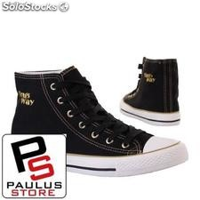 Sapatilhas tipo All Star
