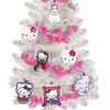 Sapin de Noël Hello Kitty avec Décorations - Photo 2